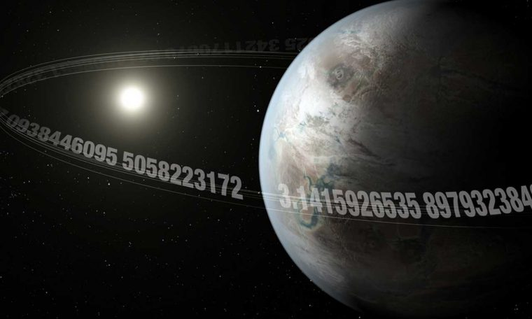 Astronomers explore flammable pie planet with 3.14-day Rabbit