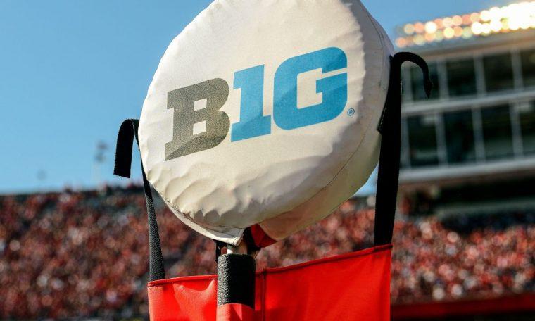 Big Ten Commissioner, President Trump discusses starting college football season