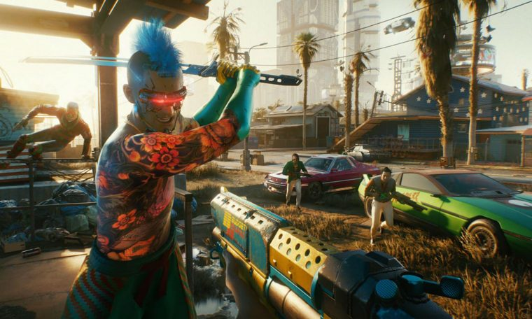 CD Project Red Mandates Workweek Six Days Before 'Cyberpunk 2077' Launch