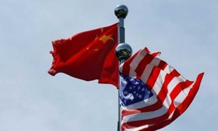 """China has lashed out at the USafter deputy secretary of state Stephen Biegun said Washington will push back against Beijing's aggressive actions, including its """"outsized"""" territorial claims on the border with India."""