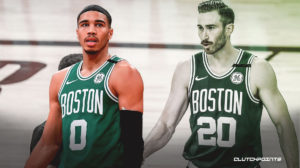 Celtics, Jason Tatum, Gordon Hayward,