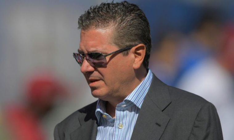 Daniel Snyder claims he suggested that NFL assume investigation into Washington allegations