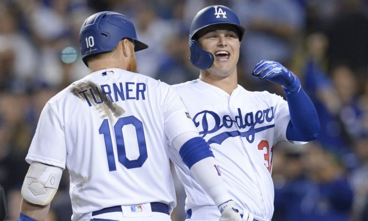 Dodgers notes: Jock Pedersen returns, Justin Turner scratched from the lineup