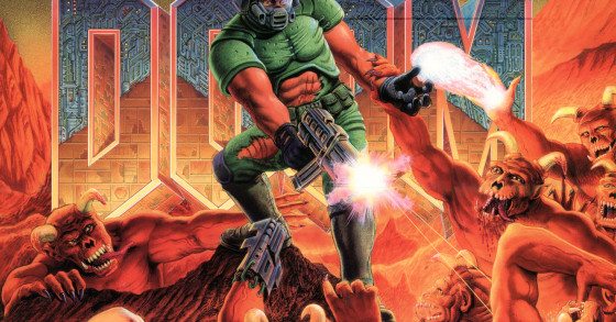 Doom and Doom II received official widescreen support after 27 years