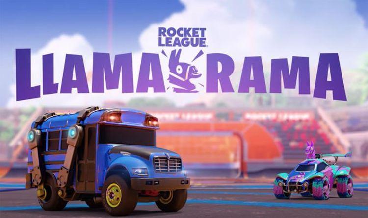 Fornite X Rocket League Lalama-Ram Event Date, Start Time, Challenges, Salushi Concert |  Sports |  Entertainment