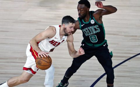 Heat vs. Celtics Score: Live NBA playoff updates such as Miami look to end Boston in Game 5