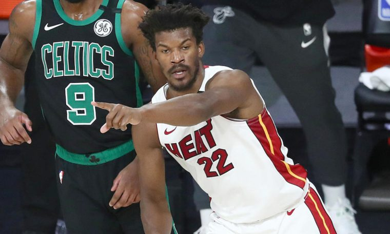 Heat vs. Celtics score: Miami ends comeback with an overtime win against Boston in Game 1