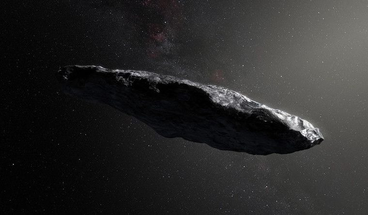Interstellar Visitors' Omuamua could actually be a cosmic dust bunny