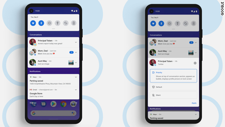 Managing notifications in Android 11 is very easy.