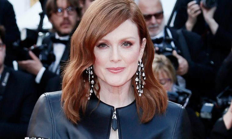 Julianne Moore cast out the principal cast of the beloved Evan Hanson movie