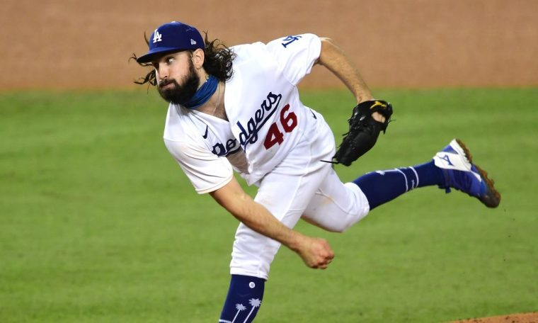 MLB Playoff 2020: Tony Gonsolin Should Start Game 3 for the Dodgers