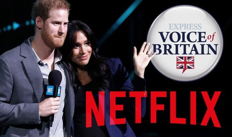Meghan and Harry's Netflix plan was ruthlessly rejected after a quick look at the pants drying!  |  Royal |  News