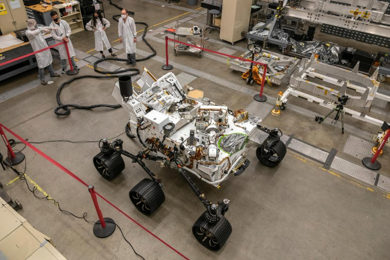 NASA's Commitment to Mars Rover Twin Testing