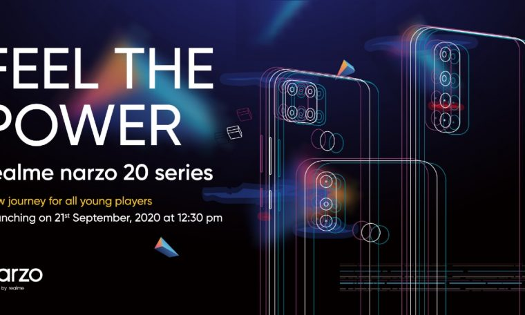 Realme Narzo 20 Pro, Narzo 20A, Narzo 20 Launching on September 21: What Do We Know So Far