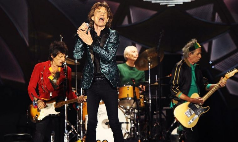Rolling Stones re-released 'Goat's Head Soup'