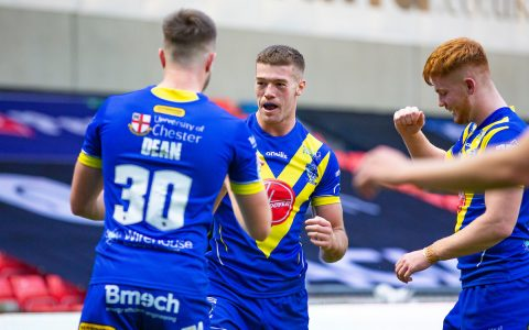 Salford Red Devils vs. Warrington Wolves, Summary and Match Facts