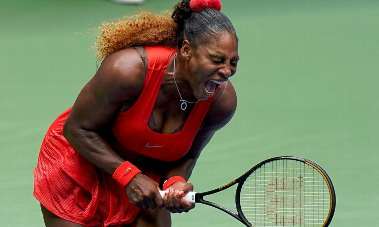 Serena Williams rallies again to reach US Open semifinals