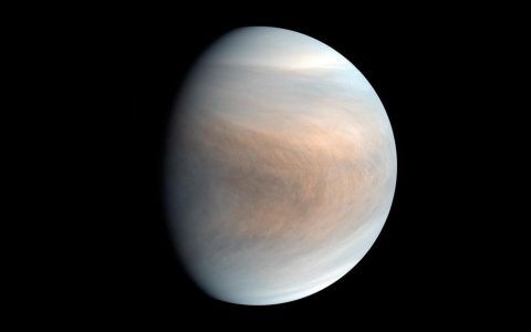 "The head of Russia's space agency has declared Venus a ""Russian planet."""