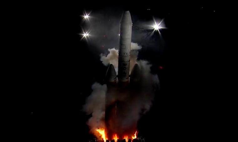 ULA investigating cause of Delta 4 Heavy mission abort