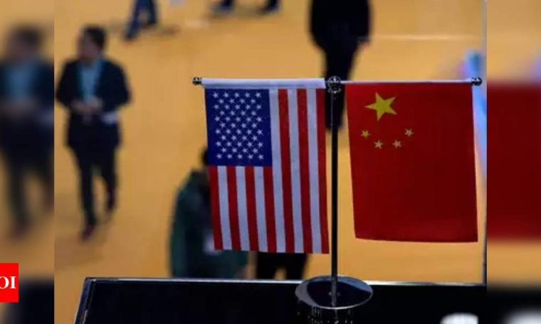 US cancels more than 1,000 visas for Chinese nationals considered joint risk