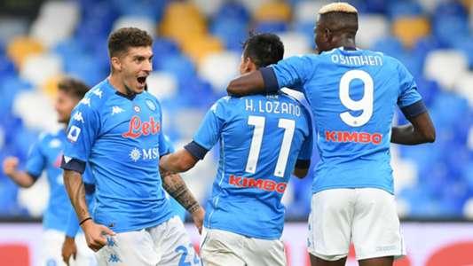 Unfortunately ਓSimhaen helped Napoli to Genoa dem now