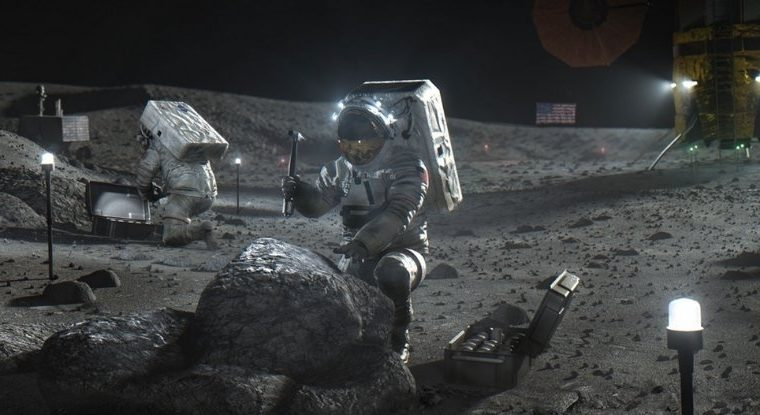 We finally know how much radiation there is on the moon, and that's not big news