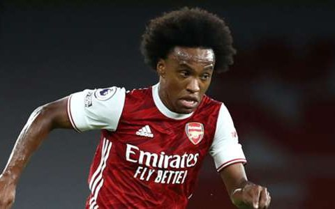 'Willian knows how to win titles' - Zahaka happy with Arsenal's summer business