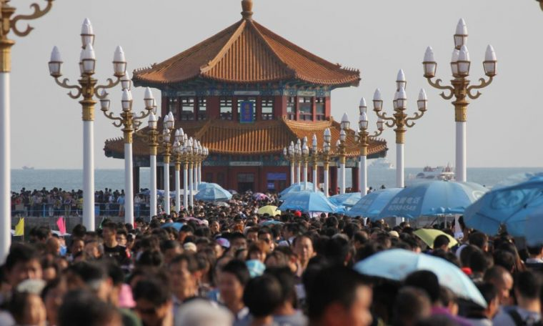 China's National Day: Hundreds of millions go on holiday at the same time after Kovid-19