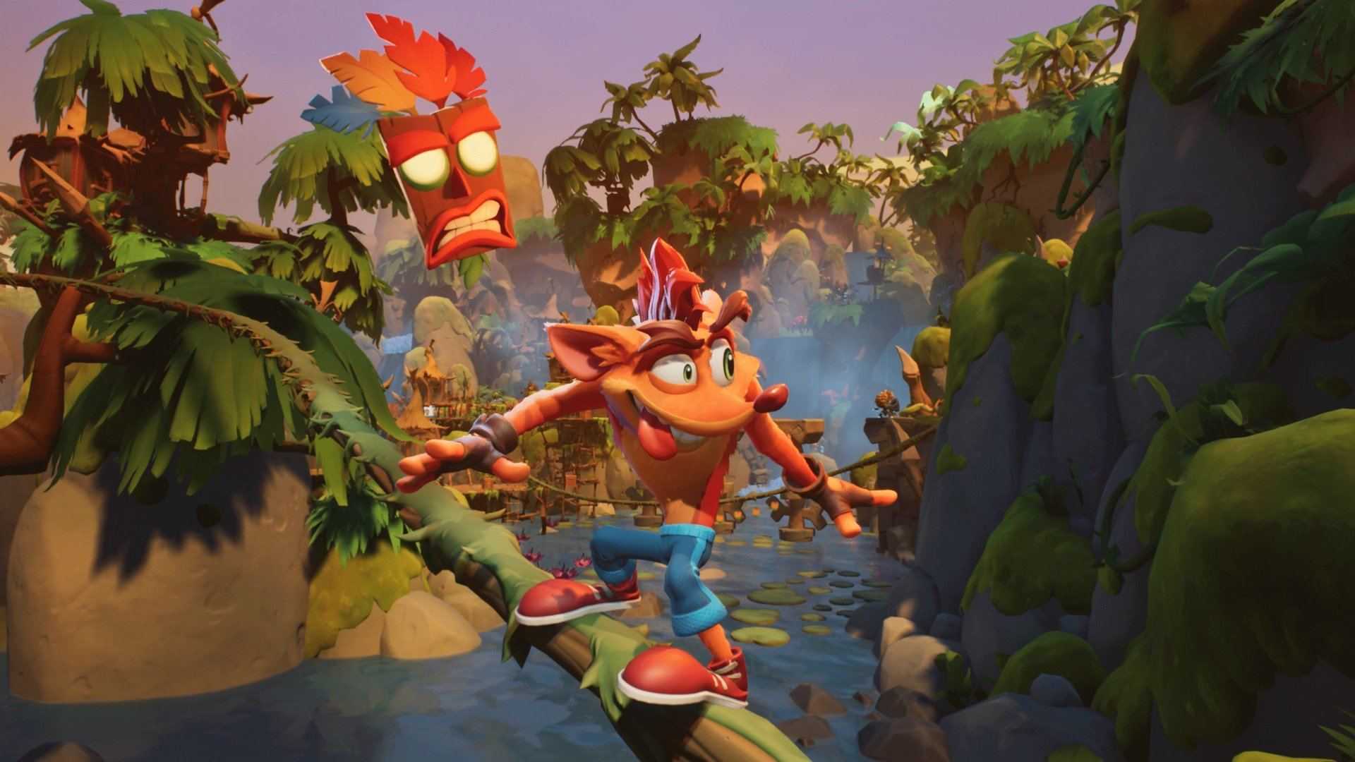 Crash Bandicoot Slide 4 Tips