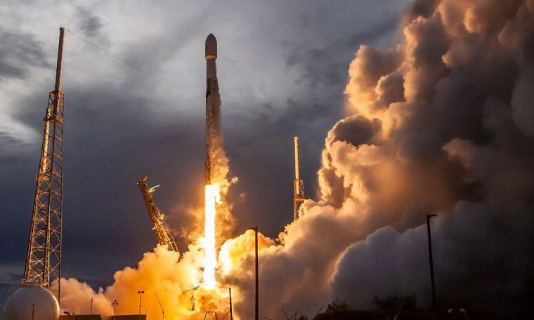 Elon Musk's SpaceX wins Pentagon award for missile tracking satellites