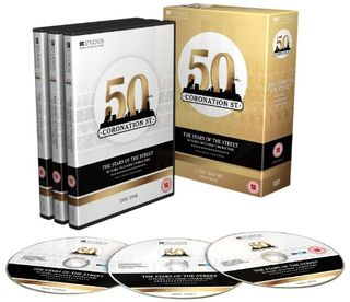 Crown Street - 50 years, 50 classic characters [DVD]