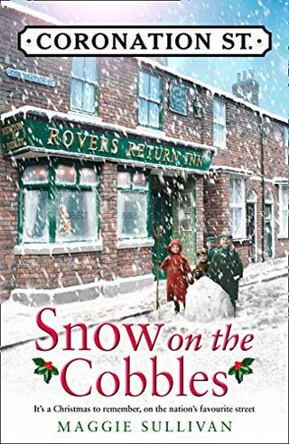 Snow on the cobble by Maggie Sullivan