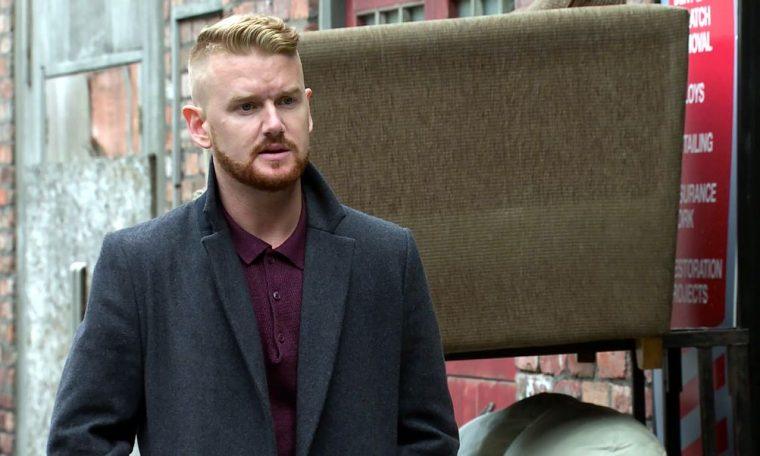 Crown Street spoilers - Gary attacks Todd Grimshaw twist