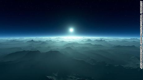 Astronomers are likely to live & # 39;  We are thinking of ways.  Planet