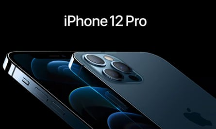 The new Apple iPhone 12 Pro and Pro Max have bigger screens and new camera systems.
