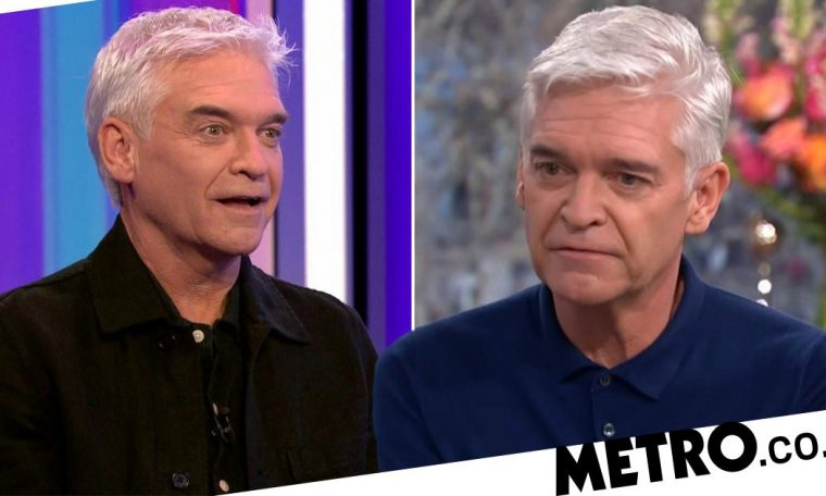 Philip Schofield 'met' Holly Willoughby before coming out