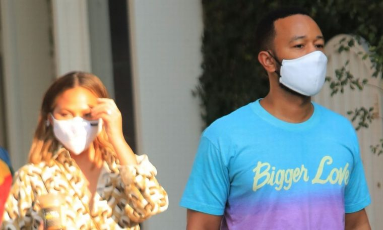 Chrissy Teigen on pregnancy loss: `We are quiet but we are okay`""