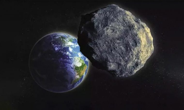 Asteroid May Attack Earth Day Before Election: Astrophysicist Neil De Grasse Tyson