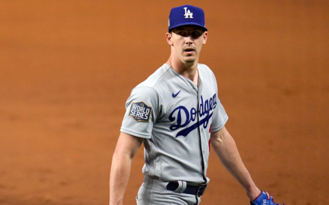 World Series: Dodgers Walker Buler made history in Game 3 with 10 Strikes Outing vs. Ray.