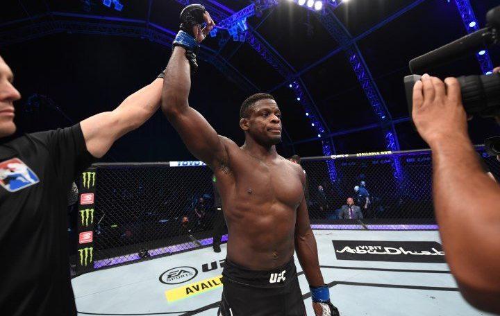 UFC 254 Jacob Malkoun Phil Hawes
