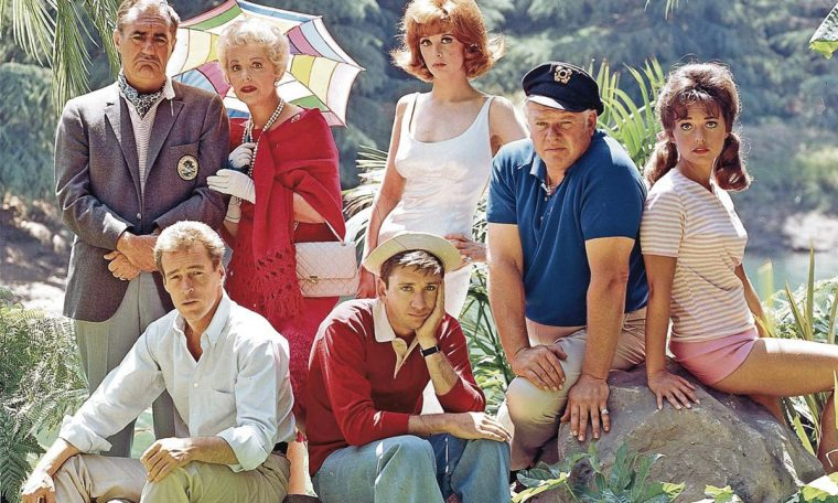 Wealthy people blow up the Gilligan Island theme with complex legal throws and loops