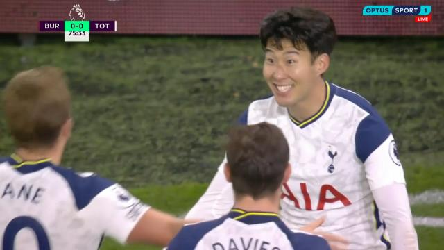 Again for Son Spurs