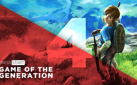 Press Start Game The F The Generation # 4