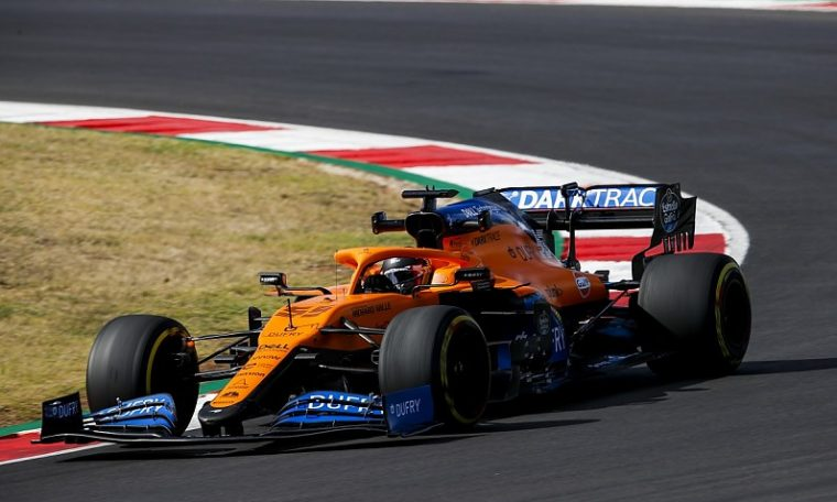 "McLaren takes the ""next step"" with the Portuguese GP-F1 and F1 upgrade package"