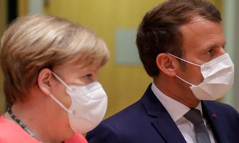 France, Germany Coronavirus: Chancellor Angela Merkel and Emmanuel Macron impose partial lockout