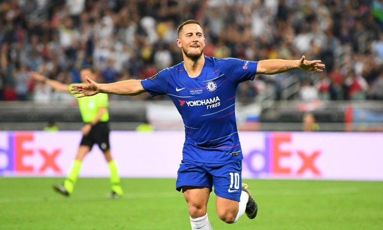 Eden Hazard hints at Chelsea's return as Frank Lampard praises Hakim Ziach's first blues debut