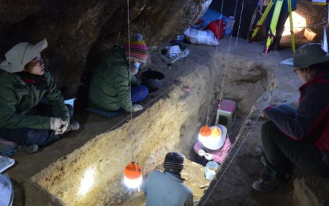 A new window on the meetings of the ancient skull, human migration, Denisovan