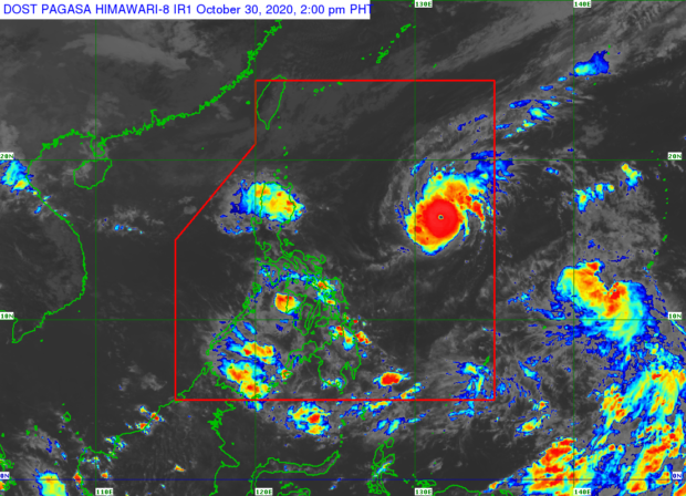 Under 'Red Alert' for Culizone Province 'Roly'