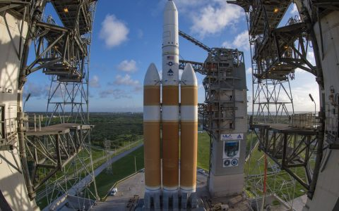 After a long delay, ULA's most powerful rocket is ready to launch the Classified Spy Satellite