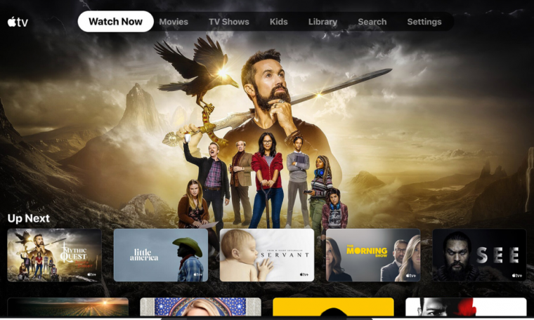 Apple TV app available on Sony Smart TV select models
